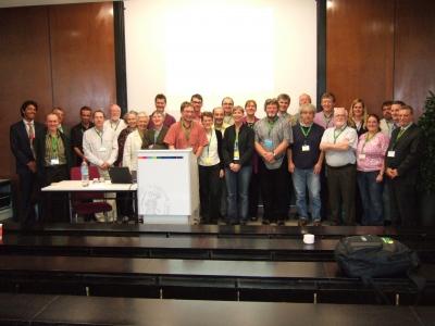 First international stakeholder meeting